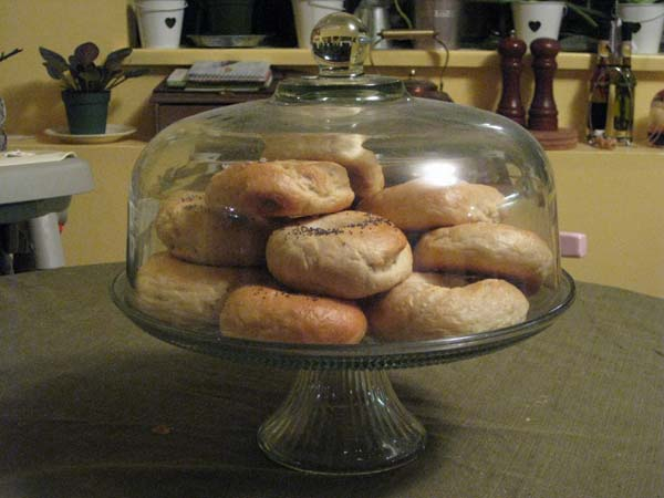 The Pleasure of Homemade Bagels