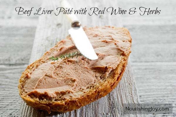 Pâté, probably