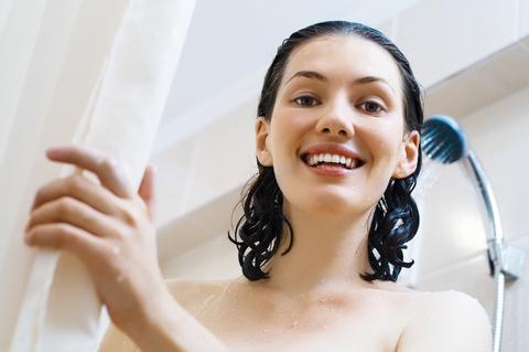 Homemade Shampoo from NourishingJoy.com