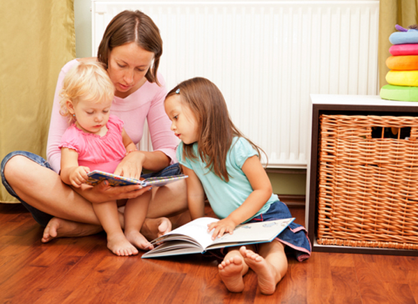 Nourishing Joy in the Home: Catechizing Our Children