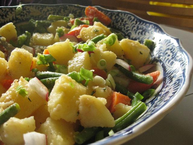 Primavera Potato Salad