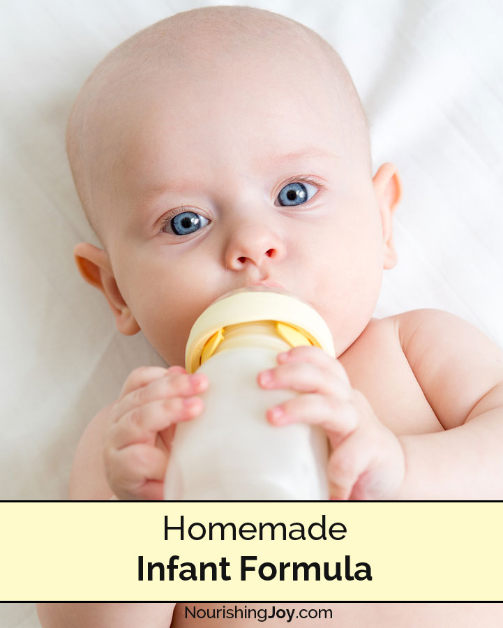 There are so many options for feeding and nourishing your baby! If you need a supplement for breastfeeding or an option free of toxins, these homemade baby formula recipes may be just right for you!