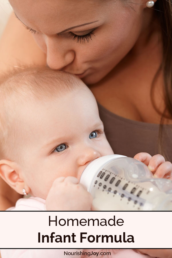 There are so many options for feeding and nourishing your baby! If you need a