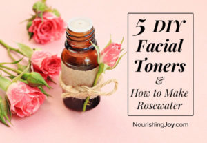 These 5 DIY facial toners are simple, use ingredients you likely already have, and are rejuvenating for your tired skin.