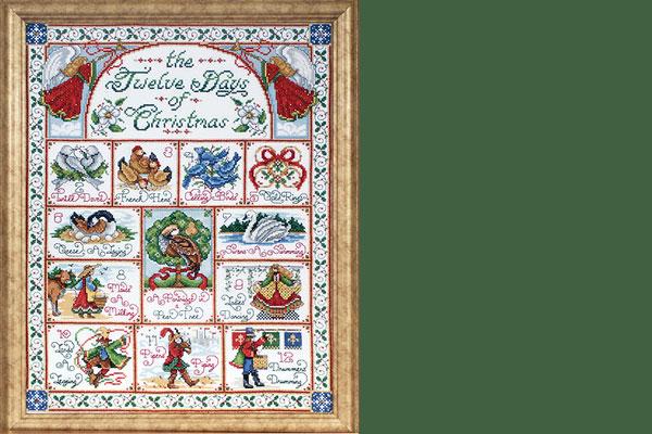 The 12 Days of Christmas - Nourishing Joy