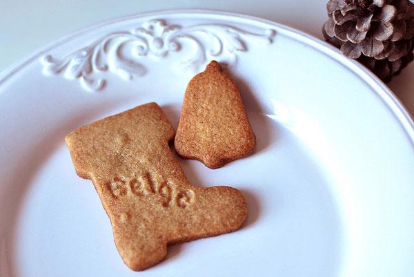 Nourishing Christmas Cookies and Holiday Treats