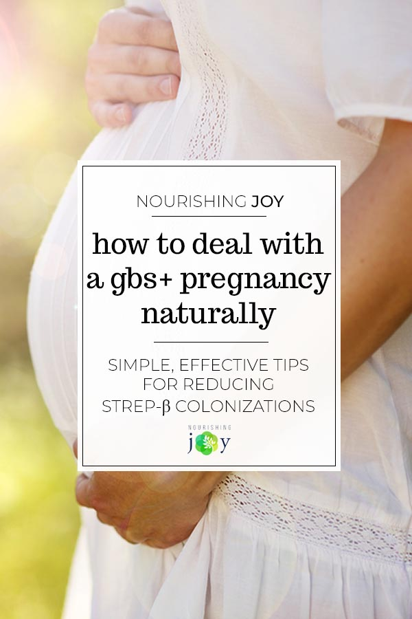 Dealing with a GBS+ pregnancy may seem daunting, but with these simple, effective tips, you can feel confident as your approach the birth of your new babe.