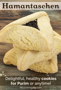 Hamentaschen: The Purim cookie that's addictive anytime of year - in school lunches, on a Christmas buffet, or even during childbirth!