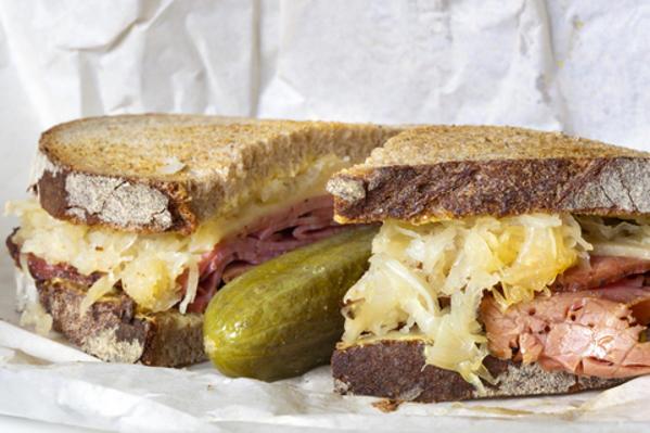 The Reuben Sandwich: The Best Sandwich Ever!