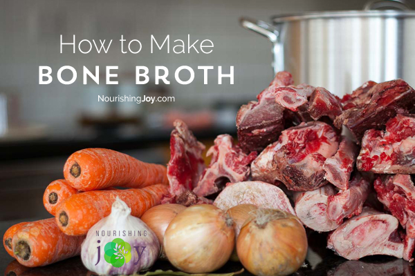 Making gorgeous, delicious bone broth that gels when it cools and soothes when you sip is easier than you think. In this post, we delve into the differences between stock and broth, the benefits of bone broth, AND show you how to make bone broth three different ways: on the stovetop, the slow cooker, and the Instant Pot.