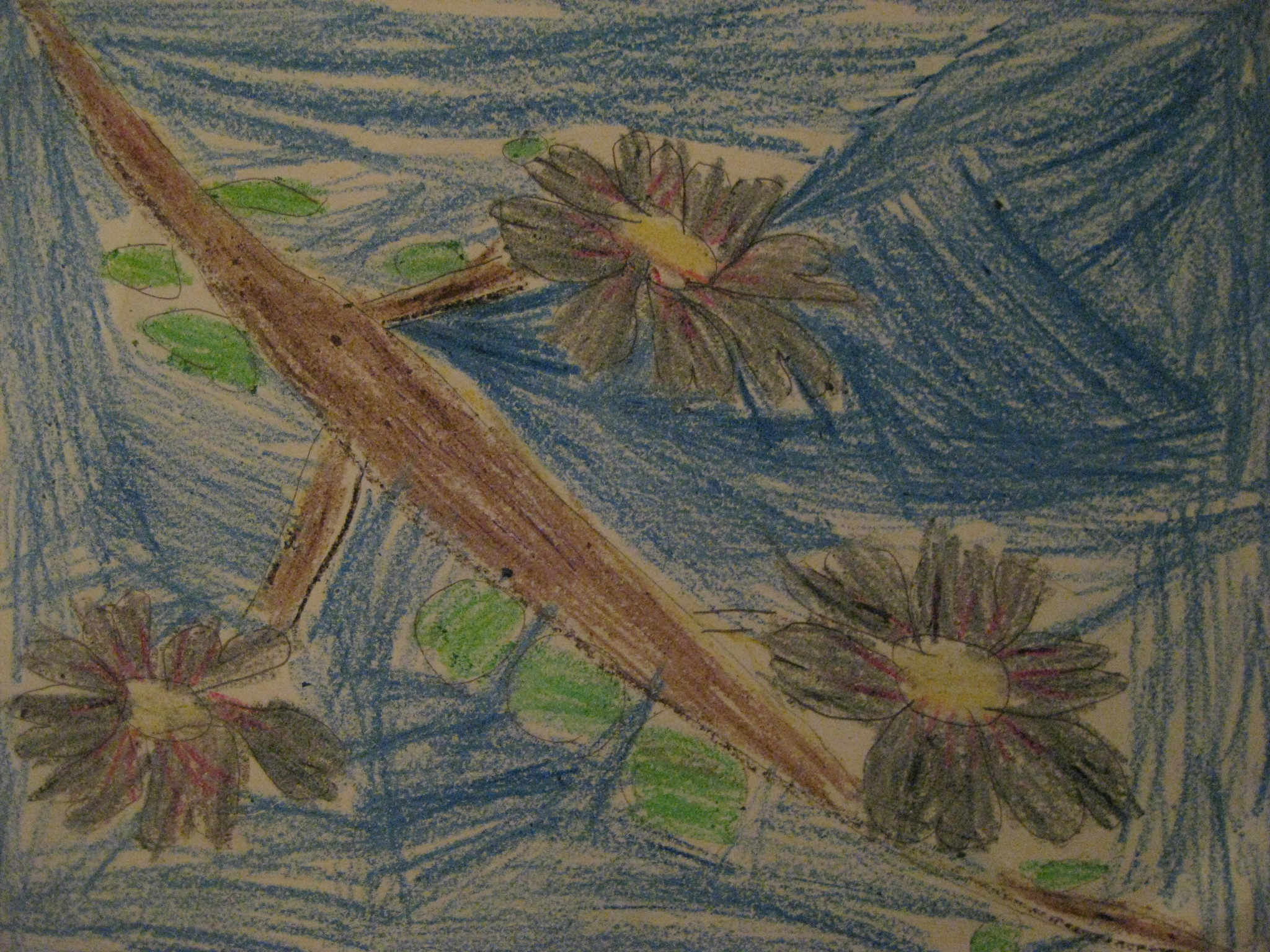 Conquering Clutter: What To Do With Kids' Artwork