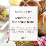 Delectably soft, sweet buns for Easter, Mother's Day, and other special mornings