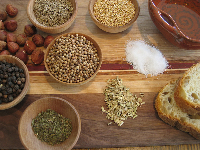 Dukkah: A Snack Your Kids (and You) Will Love