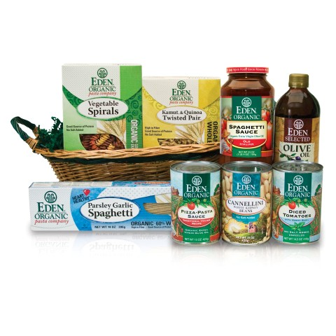 Yes on Prop 37 Giveaway: Eden Foods – $40 Value