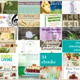 Get 34 Healthy Living Books for 87 cents each at NourishingJoy.com