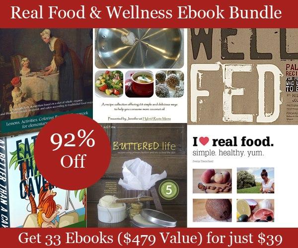 Huge Wellness eBook Bundle Sale: $479 In Books For $39!