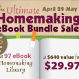 Get 97 ebooks for only $29.97! The best deal of its kind | NourishingJoy.com