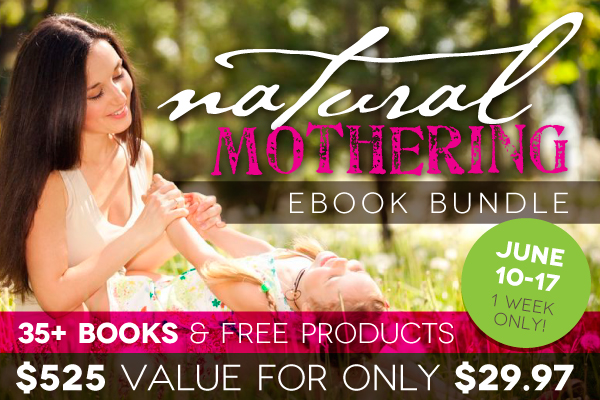 Natural mothering ebook bundle sale birth boot camp amazing natural mothering bundle 600x400 sale fandeluxe Gallery