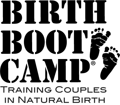 Black Only Birth Boot Camp Logo