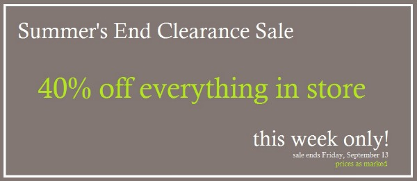BioWorld Footwear Summer's End Clearance Sale! Ends Friday, Sept. 13