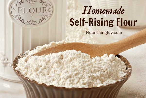How To Make Homemade Cake Mix With Self Rising Flour