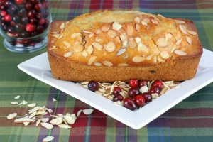 Cranberry Coffee Cake | NourishingJoy.com