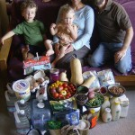 What the world eats - one family's story