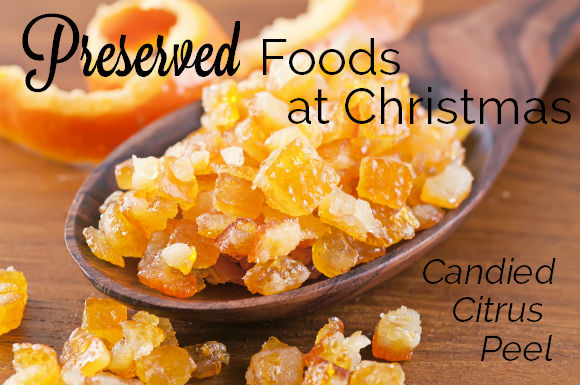 A Victorian Christmas: Using Seasonal and Preserved Foods at Christmas | NourishingJoy.com via GNOWFGLINS.com