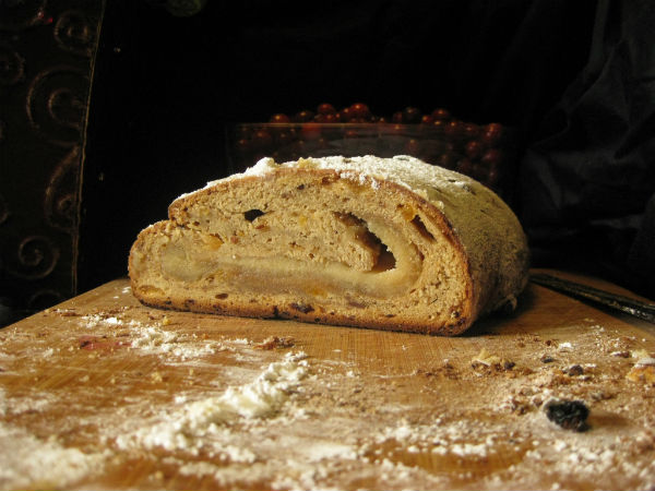 Sourdough Stollen: A Christmas Tradition | NourishingJoy.com