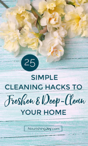 Use these little-known tips to get your home clean - REALLY clean - all the while feeling smart and savvy.