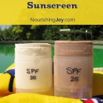 DIY Homemade Natural Roll-on Sunscreen | NourishingJoy.com