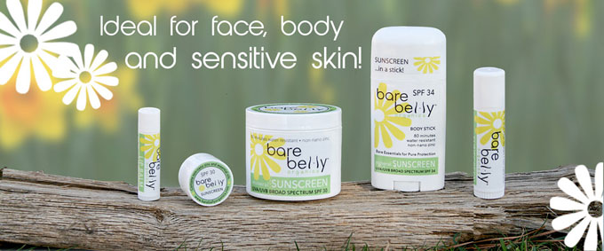 Bare Belly Organics: A Natural Mama's Best Friend