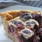 Classic Cherry Clafoutis | NourishingJoy.com