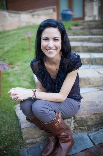 Lisa Leake, founder of the popular blog, 100 Days of Real Food and author of the new book of the same title