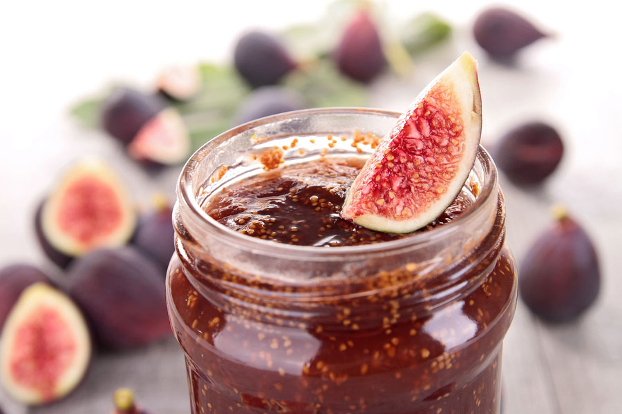 Fig Newton Butter - a delightful way to enjoy summer in the dead of winter