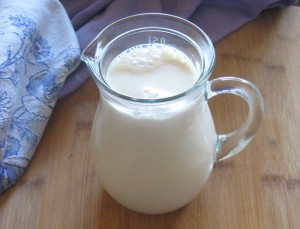 Make homemade evaporated milk and homemade sweetened condensed milk - the easy way!