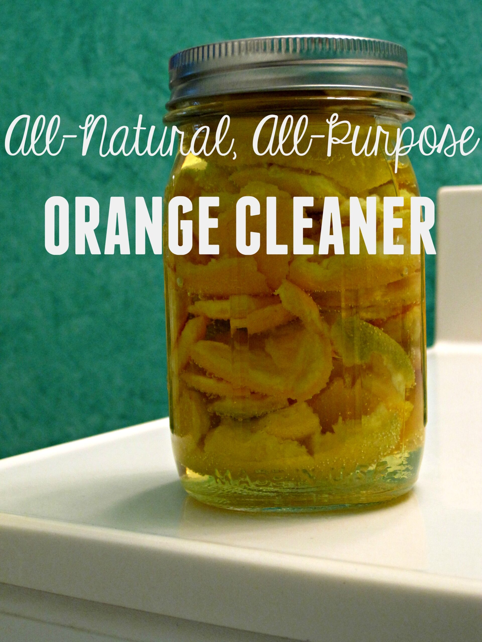 My All-Purpose, All-Natural Daily Cleaner