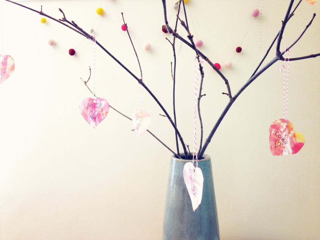 Tiny Peasant Heart Tree 14