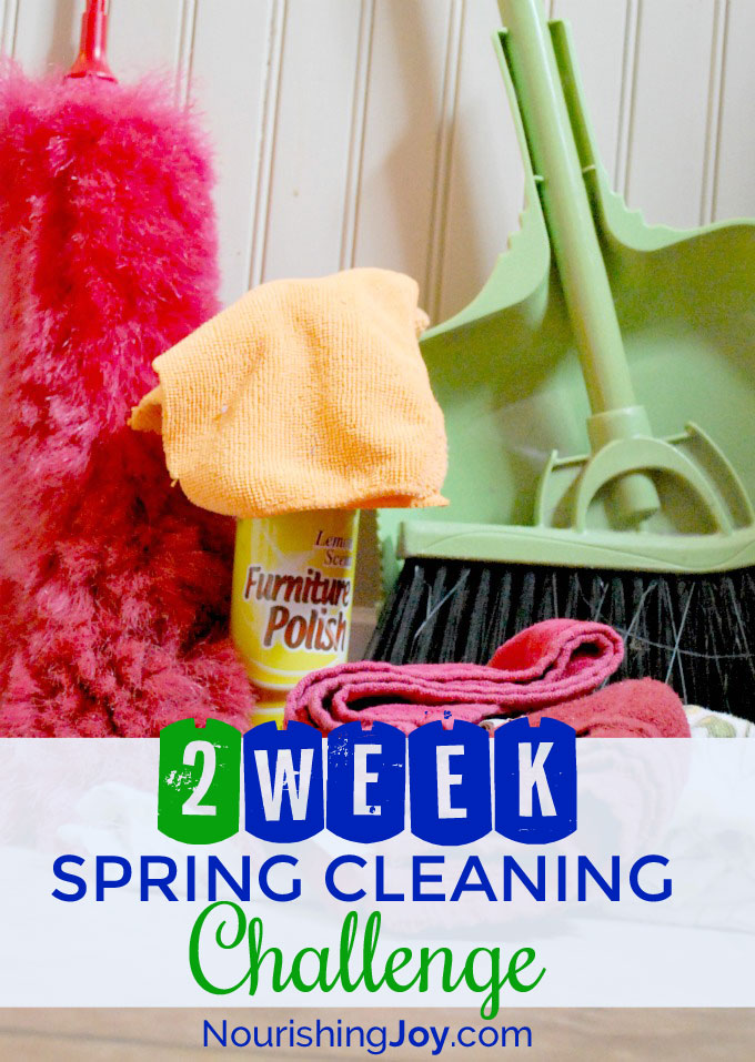 Spring Cleaning: Are You Up for the Challenge?