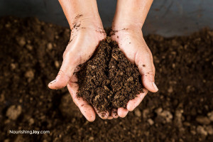 Make homemade potting soil - it's easier than you think!