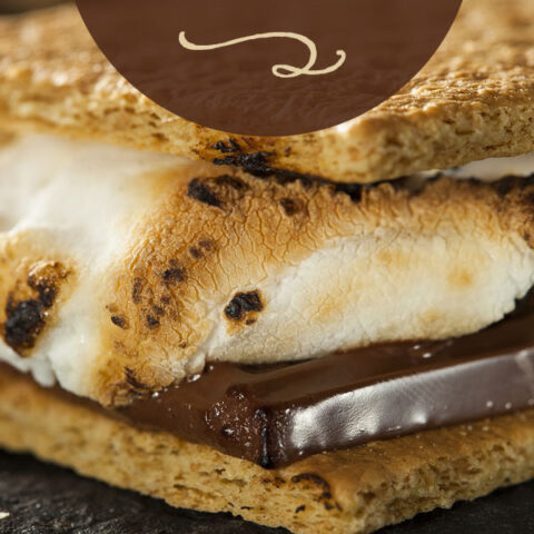 S'mores made from all real food ingredients - finally, a treat you can feel good about!