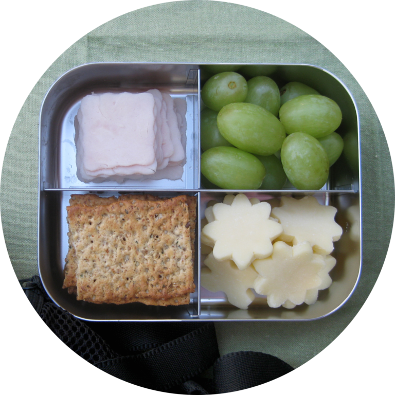 How to Teach Your Child to Pack Their Own Healthy Lunch + Healthy Homemade Lunchables