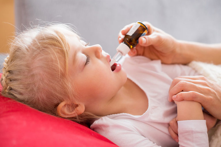 How to Know If You're Dosing Your Child Correctly with Herbal Tinctures