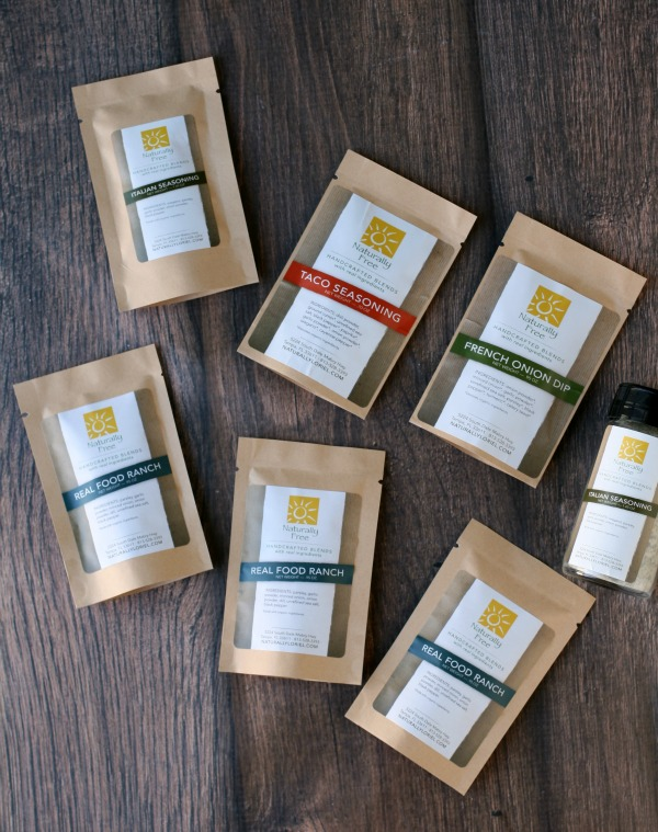 Naturally Free Handcrafted Blends