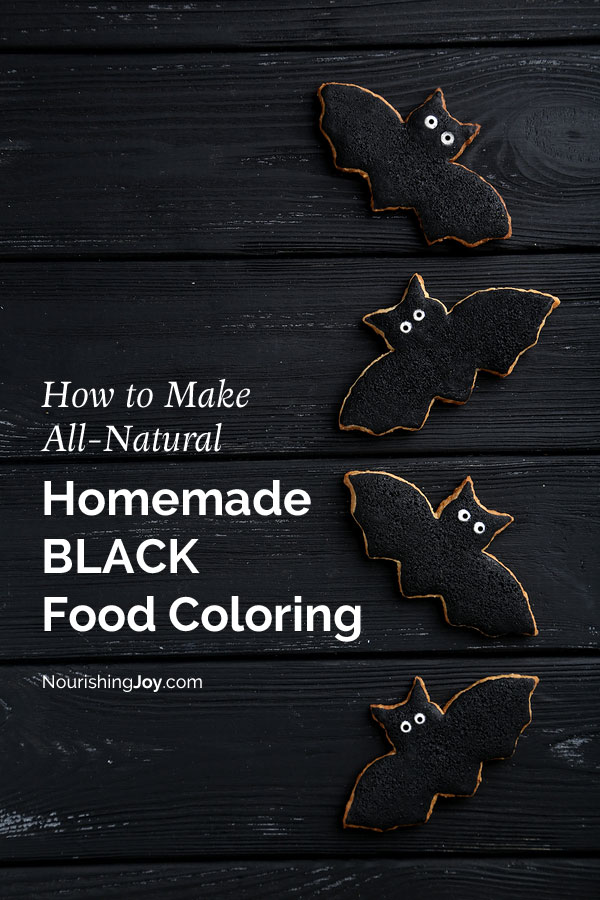 Making your own homemade food coloring is easier than you think!
