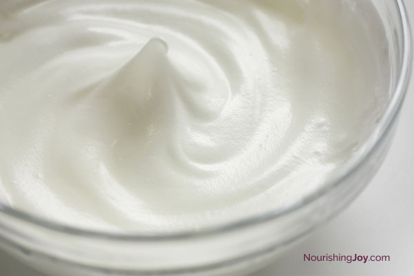There are a few simple secrets to creating thick, billowy whipped cream every time - and we show you how!