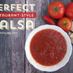 Making this restaurant-style salsa is super-simple and absolutely delicious. And even better, you can enjoy it right away or can it for long-term storage, since it's safe for canning!