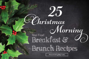 Whether you're feeding just your family or feeding a crowd on Christmas morning, make it cheery, hearty, and nourishing with these favorite Christmas breakfast recipes.