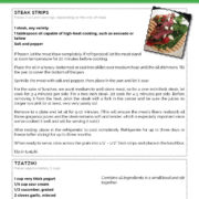 Healthy School Lunches – pg 80