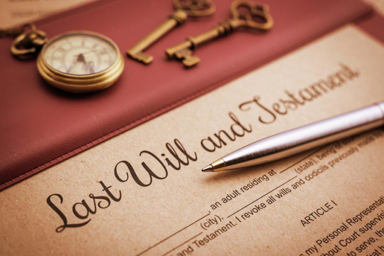 Writing a Will: What Every Parent Needs to Know